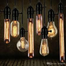 nice outdoor light bulbs 2017 whole vintage edison bulb clear glass light bulbs 40w e27