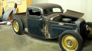 1936 Chevy Rat Rod Truck, Chopped - YouTube | Stuff to Buy ...