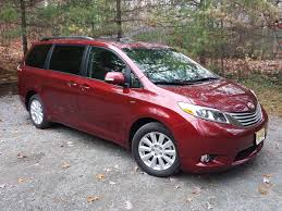 Blog Post | REVIEW: 2017 Toyota Sienna Limited Premium AWD – The ...