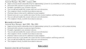 Simple Resume Builder Resume Template Ideas