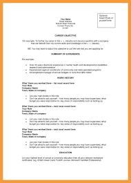 List Of Career Objectives Resume Objective Statements Examples Awesome 10 Career Objectives