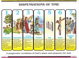 Dispensation Of Grace Chart Search For Truth Dispensations Of Time Bible Search
