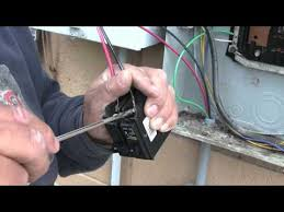 i have the power! update 220 from breaker and air compressor youtube Wire A 220 Volt Breaker i have the power! update 220 from breaker and air compressor how to wire a 220 volt breaker