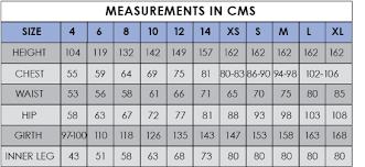 Varsity Jacket Size Chart Varsity Jacket
