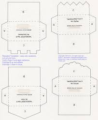 mini envelopes templates envelope template