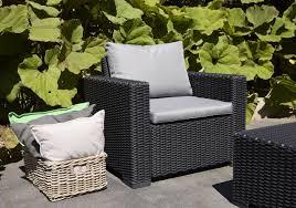 Stunning Salon De Jardin Lounge Allibert Pictures Amazing House