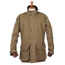 laksen esk wingfield tweed coat