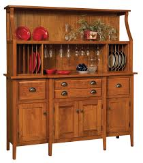 Wooden Plate Racks For Kitchens Stowell Hutch And Buffett Wine Glass Holder Plate Rack Solid