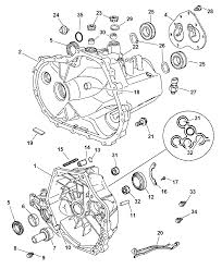 2009 chrysler pt cruiser case and related parts diagram i2219868