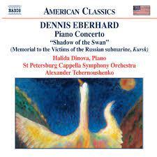 Dennis Eberhard, Alexander Tchernoushenko, St Petersburg Capella Symphony  Orchestra, Halida Dinova, Piotr Migunov - Dennis Eberhard: Piano Concerto;  Prometheus Wept - Amazon.com Music