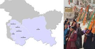 let us understand how ladakh lok sabha