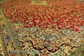 kashan silk on red burdy green ivory medallion rugs traditional carpet oriental carpets museum quality handknotted