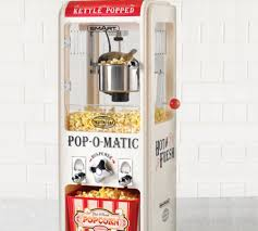Popcorn Vending Machine Cool Retro PopoMatic Popcorn Vending Machine Yuppie Gadgets