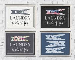 free printable wall art for laundry