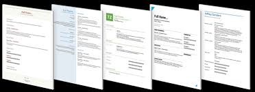 google docs resume templates by visualcvvisualcv google docs resume designs