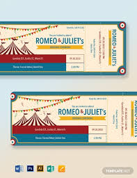 Samples Of Tickets For Events 69 Free Ticket Templates Word Psd Indesign Apple