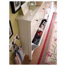 Ikea Shoe Rack Hemnes Shoe Cabinet With 4 Compartments White Ikea