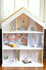DIY Modern Dollhouse The Pretty Life Girls. Best DIY Dollhouse Furniture