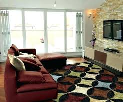 full size of brown white zebra rug and 8x10 bedroom with a large area under it
