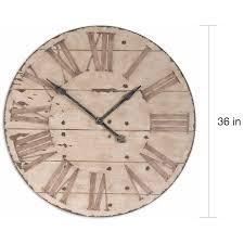 Uttermost Harrington Wall Clock - Free Shipping Today - Overstock.com -  16896028