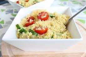 gezond eten 1 persoon