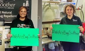 Chrissy Garza and Tessa Pugh - Simply Soothing Blog