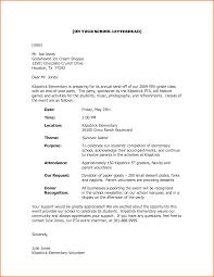6 Donation Request Letter Templates Adjustment Letter