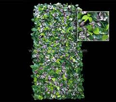 ivy green wall 8 h x 4 w as shown