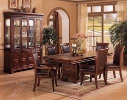 Traditional Table Set For The Dining Room Solid Wood Dining - All wood dining room sets