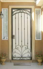 Best Of Decorative Security Screen Doors San Diego - Decorating ...