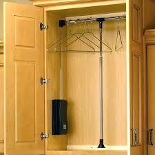 home depot closet rod valet rod for closets valet bar for closet wardrobes sliding wardrobe rod home depot closet rod