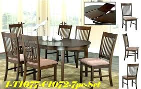 black dining room table and chairs dining room table and chairs with bench set dining room