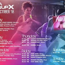 hi members check out the plete schedule at the residency club for october power