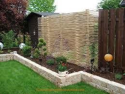Moderner Sichtschutz für den Garten | Gartenideen | Pinterest ...