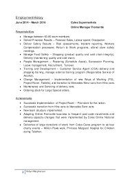 Remarkable Coles Online Resume 60 For Your Resume Cover Letter With Coles  Online Resume