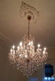 maria theresa chandelier grand best crystal chandelier czech glass images on part 49