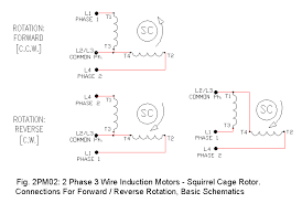 4 Wire Ac Motor Wiring Diagram 1 2 HP Electric Motor Wiring