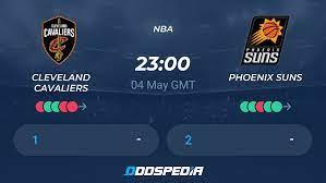 Cleveland Cavaliers - Phoenix Suns ...