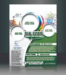 Flyer Design Free Business Flyer And Brochure Cover Design Vector 36 Free Download