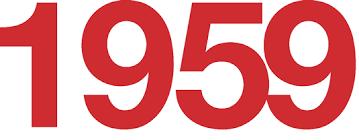 「1959」の画像検索結果