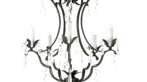 black chandelier swarovski crystals lighting shades with clear iron home improvement excellent chande