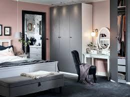 Schlafzimmer Ikea Ideen Hemnes Bettgestell Im