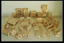 mini furniture sets. Wholesale Diy 1:16 Mini Furniture Kids Educational Dollhouse Set,3d Woodcraft Puzzle Model,Brinquedos Best Building Sets Girl Blocks From
