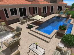 3d pool desert spings pools and spas in las vegas