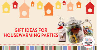gift ideas for housewarming parties