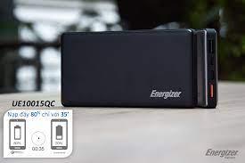 Pin sạc dự phòng Energizer 10,000mAh QC 3.0 - UE10015CQ