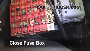 interior fuse box location 1995 2002 lincoln continental 2001  at 2001 Lincoln Ls Trunk Fuse Box Relays Are Hot