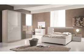 Italienisches Schlafzimmer Luana In Weißbeige 6 Teilig