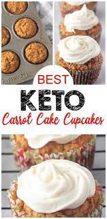 2 ingredient keto chocolate mousse. Easy Keto Cupcakes Best Keto Carrot Cake Cupcakes W Cream Cheese Frosting That Are Simple Tasty Gre Keto Easter Recipes Low Carb Carrot Cake Keto Cupcakes