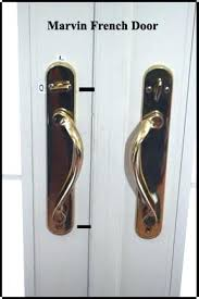 marvin door hardware door hardware awesome active keyed ultimate sliding french